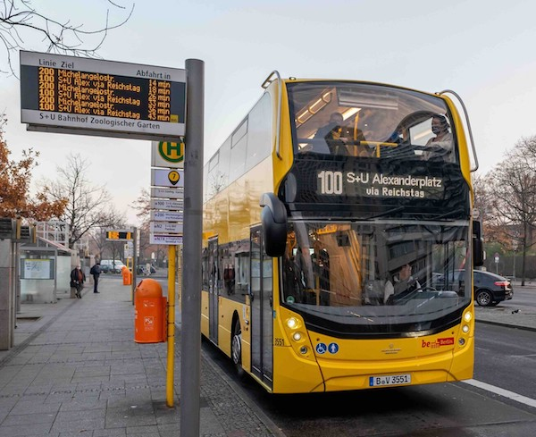 Bus Number 100