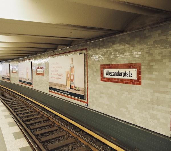 Alexanderplatz station